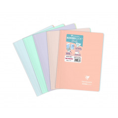 Cahier à spirales CLAIREFONTAINE KOVERBOOK BLUSH