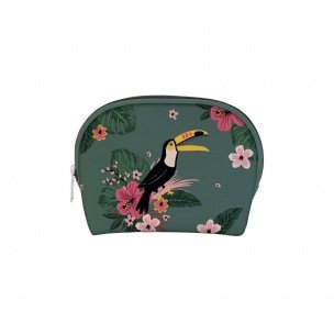 Pochette ronde Jungle