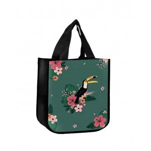 Petit sac cabas JUNGLE