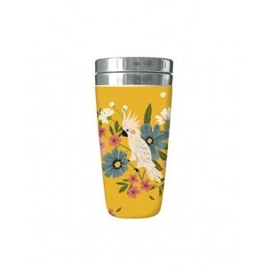 Mug isotherme en bambou JUNGLE