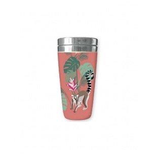 Mug isotherme en bambou SAVANE