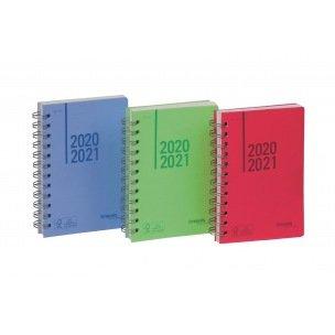 Agenda scolaire Brepols SCOLAIRE - 11,5 x 16,9 cm - 1 jour par page