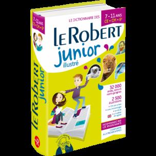 Dictionnaire LE ROBERT JUNIOR illustré