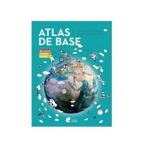 Atlas de base - éditions Erasme