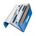 Trieur valisette à soufflet et élastique Leitz WOW A4 - 6 compartiments