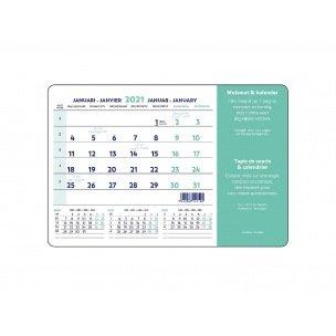 Tapis de souris calendrier Brepols