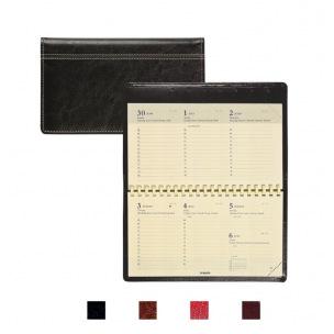 Agenda Brepols OMNIPLAN - 16 x 9 cm - 1 semaine sur 2 pages