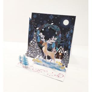 Carte de Noël Pictura 3D