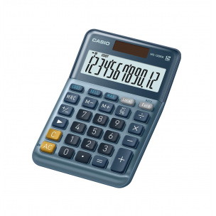 Calculatrice de bureau Casio MS-120EM