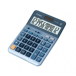 Calculatrice de bureau Casio DF-120EM