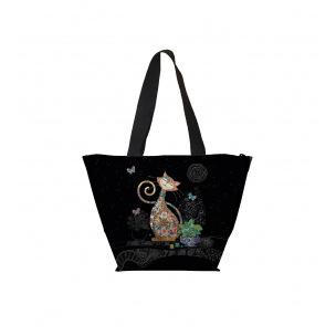 Lunch bag isotherme Bug Art