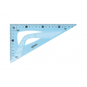 Equerre 60° en plastique Maped FLEX incassable - 21 cm