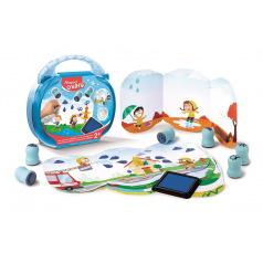 Kit de 6 tampons encreur MAPED CREATIV pour enfants