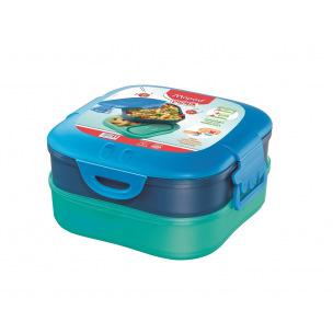 Boîte à déjeuner 3 en 1 MAPED PICNIK CONCEPT KIDS  1,4 L