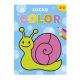 Livre à colorier lucky color