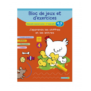 Bloc de jeux et d'exercices