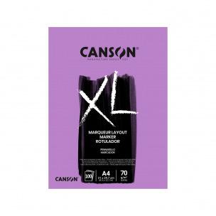 Bloc de papier dessin layout CANSON