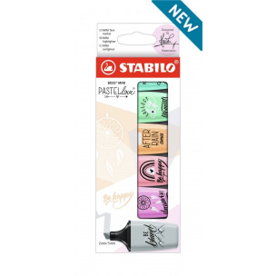 Surligneur Stabilo BOSS MINI