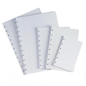 Recharge pour cahier ATOMA - papier blanc