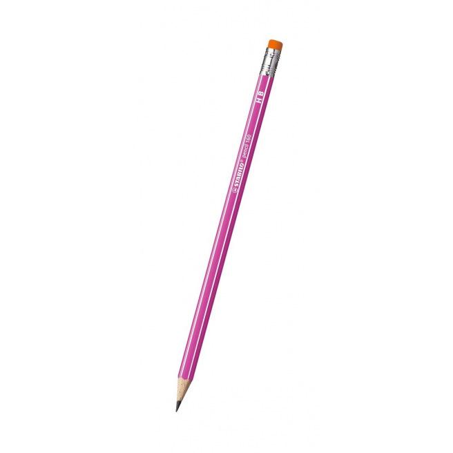Crayon Stabilo PENCIL 160 avec gomme - HB