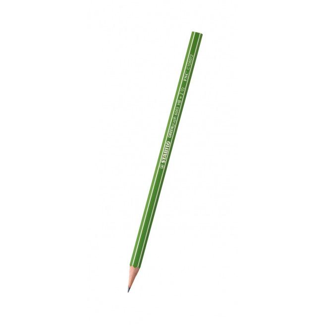 Crayon Stabilo GREENgraph - HB