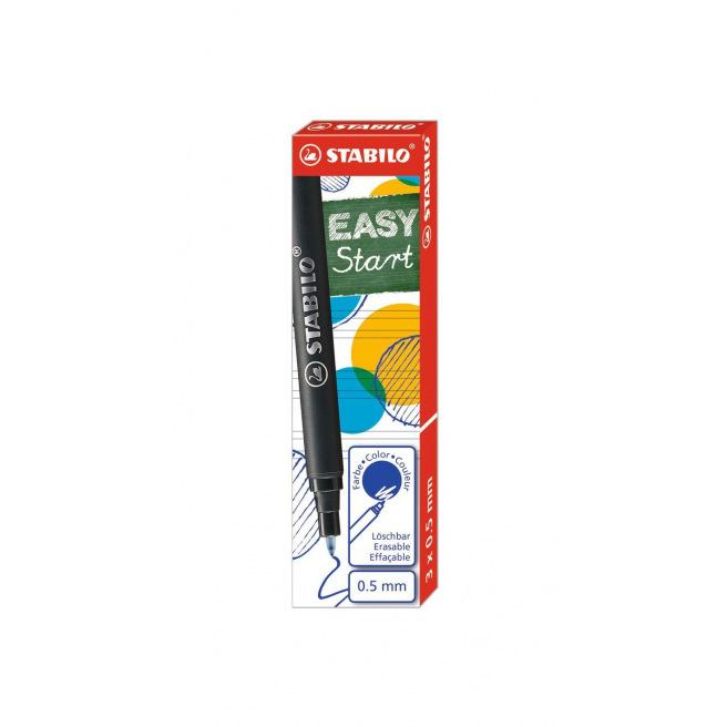Recharges Stabilo EASY ORIGINAL 0,5 mm - étui de 3