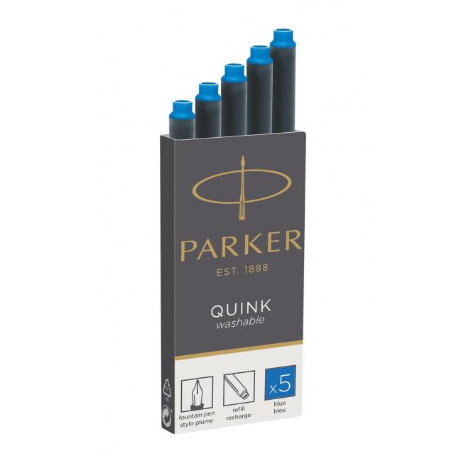 Cartouches Parker QUINK - étui de 5