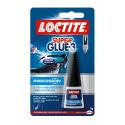 Colle instantanée liquide LOCTITE Super Glue-3 PRECISION