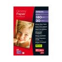 Papier photo brillant DECADRY DailyLine - A4 - 180 g - paquet de 20 feuilles