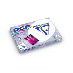 Papier blanc CLAIREFONTAINE DCP