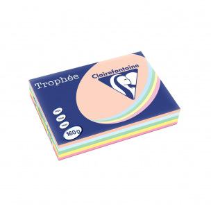 Papier de couleur CLAIREFONTAINE TROPHÉE A4