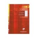 Copies doubles CLAIREFONTAINE perforées - A4 - 100 copies doubles