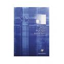 Bloc de cours CLAIREFONTAINE perforation 4 trous - A4 - 100 feuilles