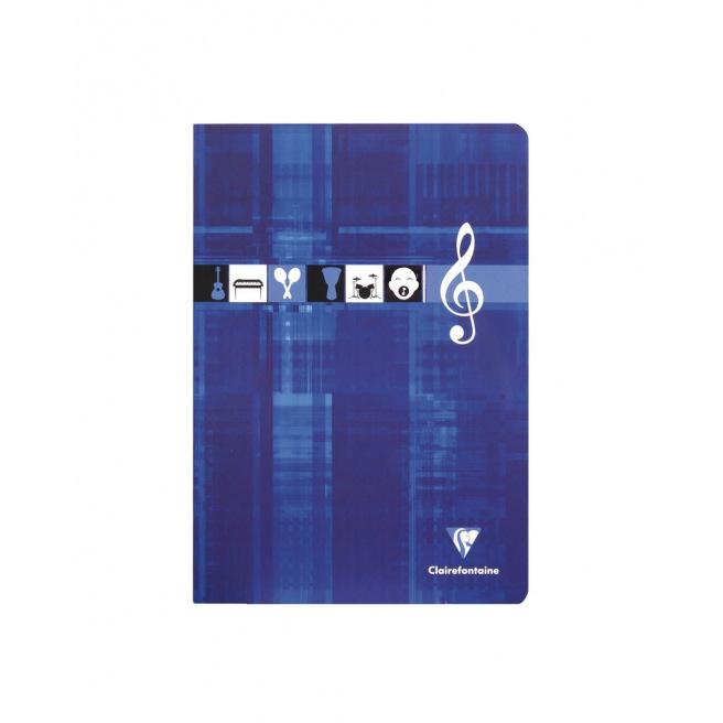 Cahier de musique CLAIREFONTAINE