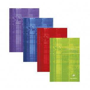 Cahier de bord pour enseignants CLAIREFONTAINE - modèle prédécoupé - A4