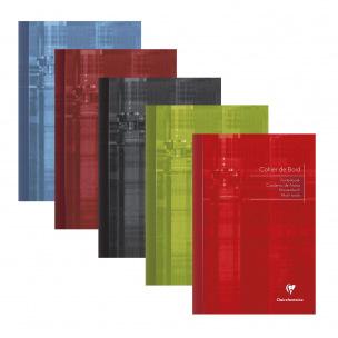 Cahier de bord pour enseignants CLAIREFONTAINE - modèle détachable