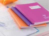 Cahiers & blocs de cours