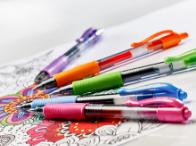 Écriture & coloriage