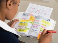 Agendas scolaires de poche