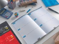 Agendas scolaires de bureau