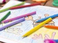 Pastels de coloriage & craies